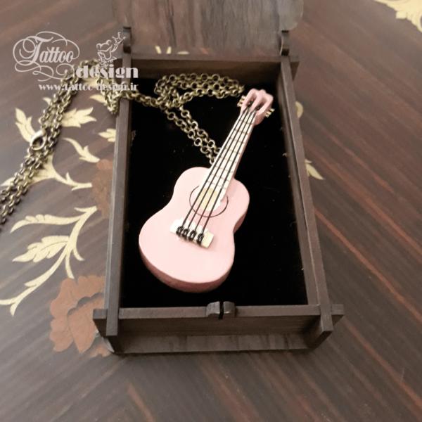 گردنبند دست ساز موسیقی
