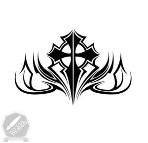 طرح اژدها برای تاتو