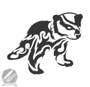 طرح خام خرس برای تاتو