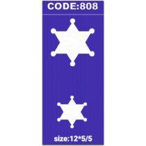 شابلون کد 808 طرح مدال