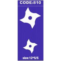 شابلون کد 810 طرح شوریکن