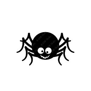 طرح عنکبوت برای اسپری تاتو موقت
